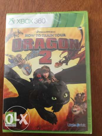 Xbox 360 how to train your dragon game
