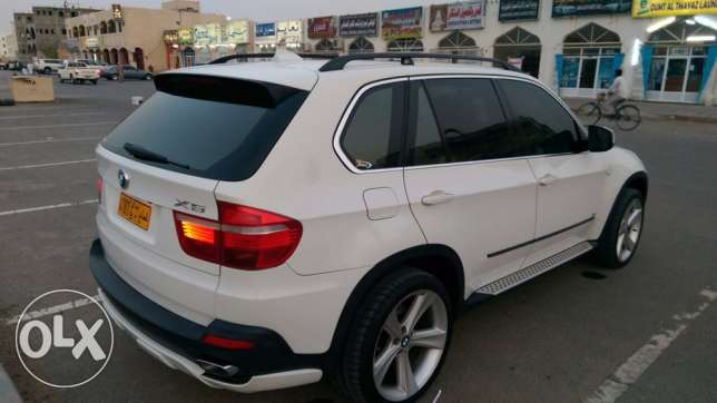 BMW X5 model 2007 for argent sale عبري -  3