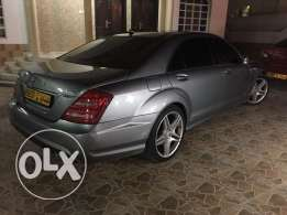 Mercedes S 350 L breaking market