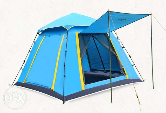 Automatic Camping tents