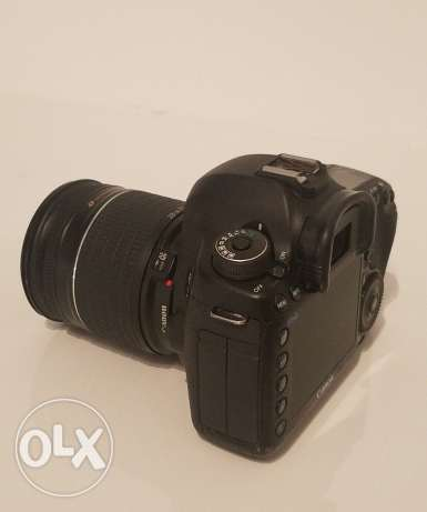 canon eos 5d mark 3 w 24-105mm lens