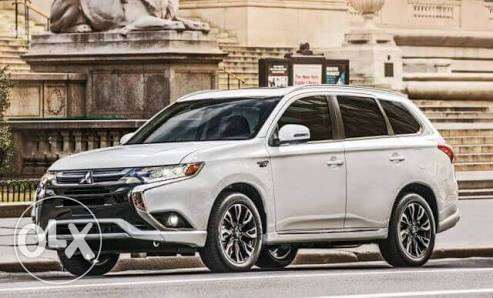 Mitsubishi Outlander for sale in muscat Al-Ghoubrah