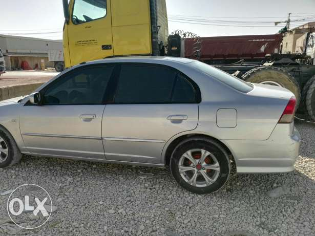 Car urgent sale honda civic