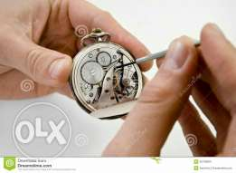 I am seeking job Watch technician