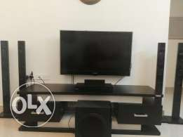 Home theater hardly used