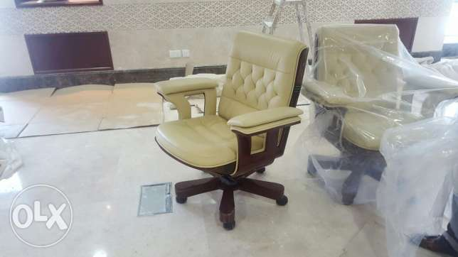Unused n New Executive Chair -MB مسقط -  1