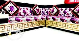 L - Shaped sofa set