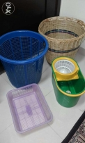 Household Items 4 pcs