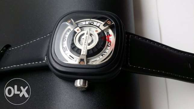 Sevenfriday watches السيب -  3