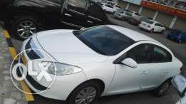 Renault fluency 2012 serviced by agency