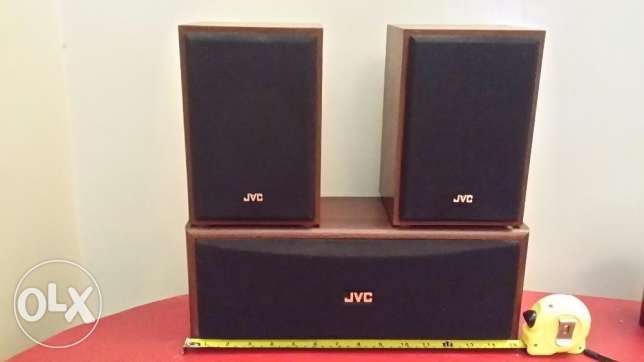 JVC SP X60 speakers for sale / : 8 Ohm مسقط -  3