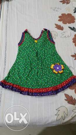 Girls frock for sale..3to 4yrs