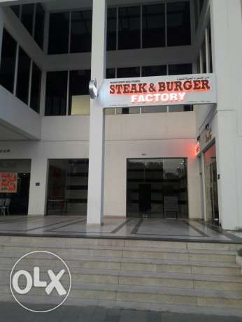 A Classic American Restaurant to be Sold with all the Equipments.