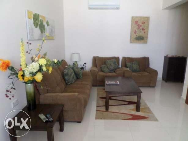 2 BR Fully Furnished Apartment in Azaiba
