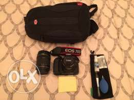 Canon 70d like new...