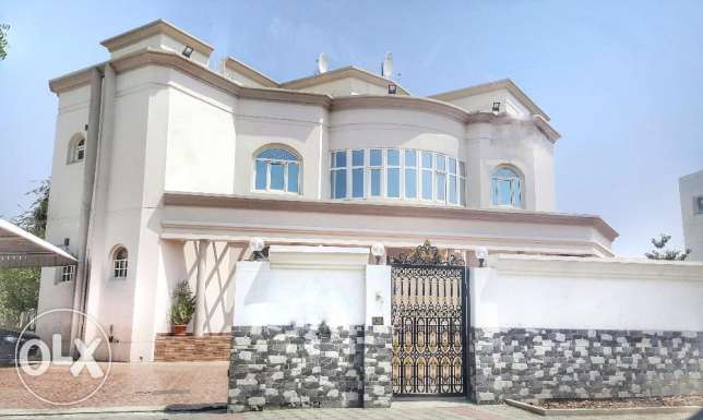 ah119 part of villa for rent in al heil near to al shwayfat scool