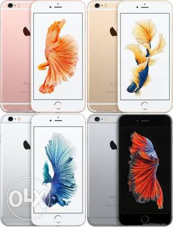 iphone 6s plus 64 gb only just 257 OR مسقط -  1