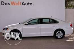 VW Passat 2013 Model With Rear Camera and Alloy wheels