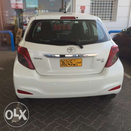 Yaris for sale السيب -  2