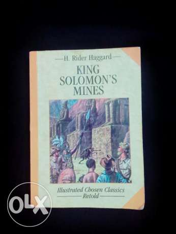 Kings solomon's mine-Intresting plot