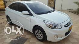 Hyundai accent 2016 low malage