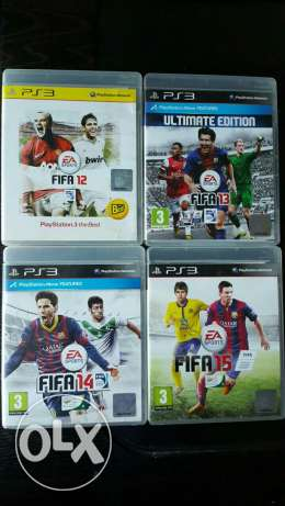 FIFA games for PS3