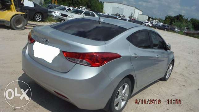 Imported 2013 Hyundai Elentra (PRICE NEGOTIABLE!) مسقط -  2