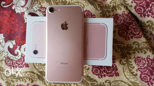 Iphone 7 only 20 days used