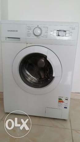 Daewoo Fully automatic washing machine 6Kg for sale