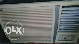 Window air conditioner in a very good condition