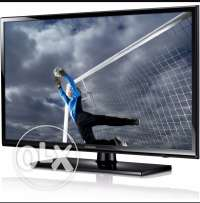 Samsung LED TV, 40 inch
