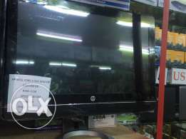 """hp all in one desktop core2dual 6gb ram 250hdd with wifi 22"""""""