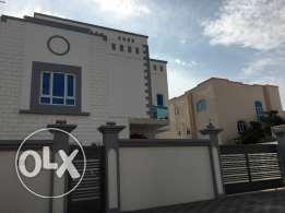 New villa in almwaleh south 4 minutes to city center