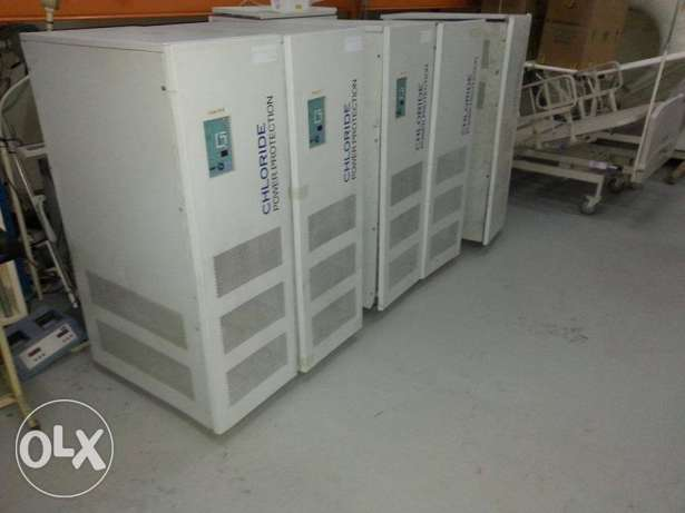 chloride power protection