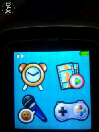 Vtech smart watch with games camera and much more for children