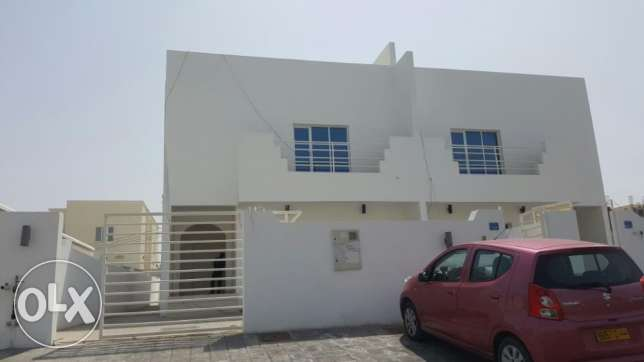 KP 111 Part of twin Villa 4 BHK in South Mawaleh for RENT & Investment