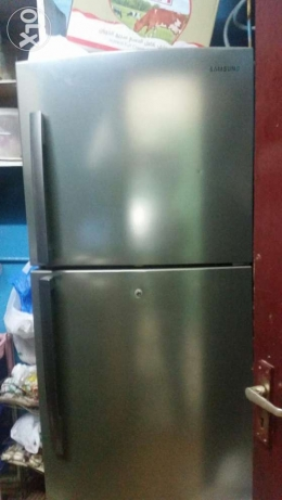 Samsung fridge in good condition 500 litre مطرح -  1