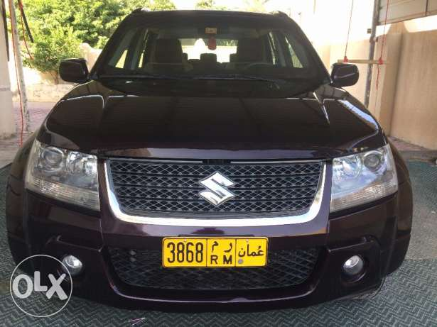 2009 SUZUKI Grand VITARA 4 Cylinders in perfect condition