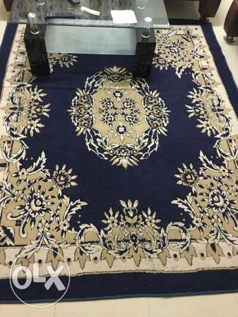 Two big clean carpets for sale السيب -  1