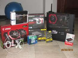 Gaming Desktop (Mini but powerful) New