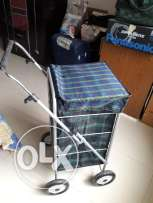 Brand new shopping trolley for sale