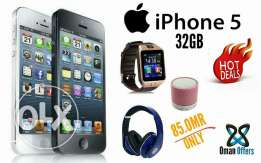 New iphone 5 32GB With High Quality Gits