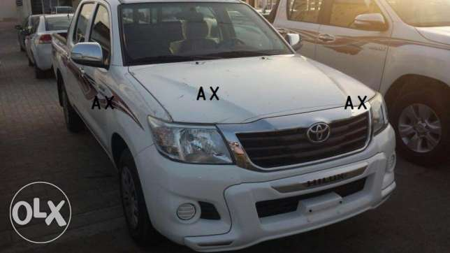 Toyota Hilux 2.7 A/T 2WD ZERO KMS for sale !! السيب -  1