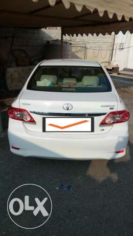 Toyota Corolla 2013 Model صحم -  1
