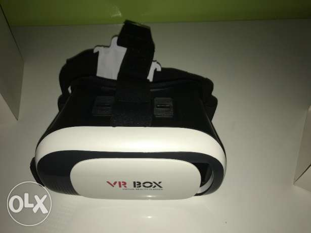 VIRTUAL reality headset Box