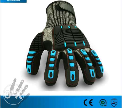 Wholesale High Quality safety gloves مسقط -  6