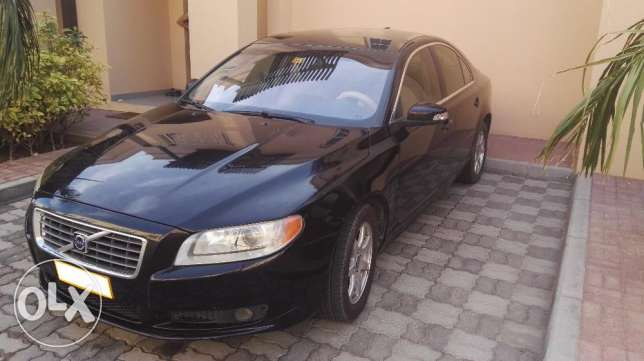 Volvo S80, 2008, clean & good conditions