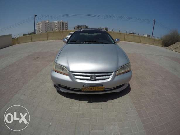 Honda Accord 2002 EX Sports, Coupe, Urgent sale