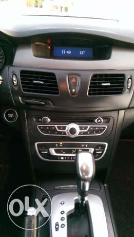 Renault Safrane 2012 full agency service expat use mint condition مسقط -  5