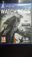 Watch dogs ps4 cd